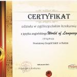 certyfikat Justyna Paliwoda1