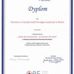 certyfikat- Technikum