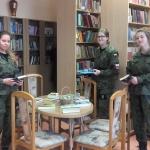Dzień Kobiet w bibliotece szkolnej