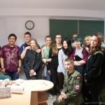 Spotkanie ze studentami z Chin i Indonezji