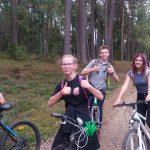 rajd rowerowy pzs reda