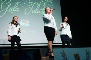 gala talentów Reda